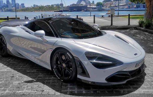 McLaren 720S por DMC, desempeño tuning sin igual