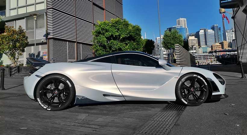 McLaren 720S por DMC