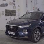Navidad Hyundai Santa Fe