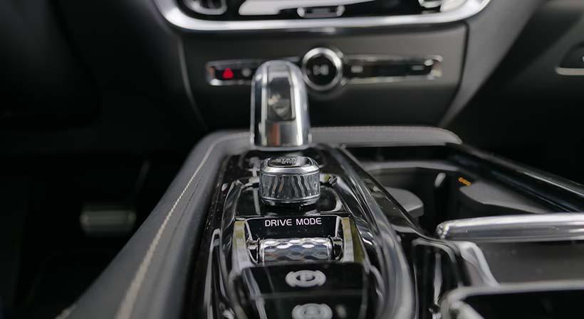 Test Drive Volvo S60 2019