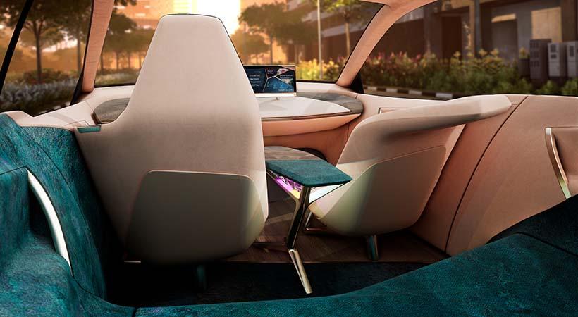 BMW en CES Las Vegas 2019