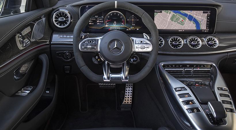 Precio Mercedes-AMG GT 4-Door Coupe 2019 a partir de $136,500