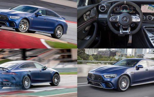Precio Mercedes-AMG GT 4-Door Coupe 2019