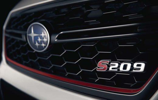 Debut Subaru Tecnica International en el Auto Show Detroit 2019