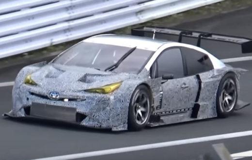 Toyota Prius GT3000, el estruendoso ruido que no imaginabas