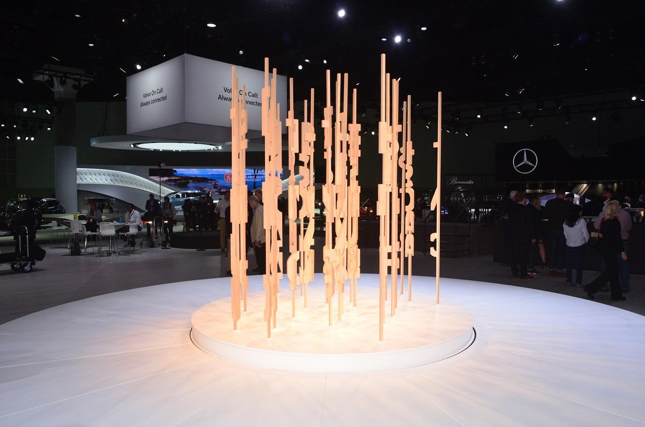 video Auto Show Los Angeles 2018