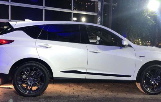 Acura RDX 2019, candidato a Vehículo Utilitario del Año