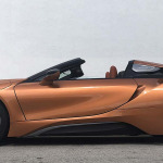 Test Drive BMW i8 Roadster 2019