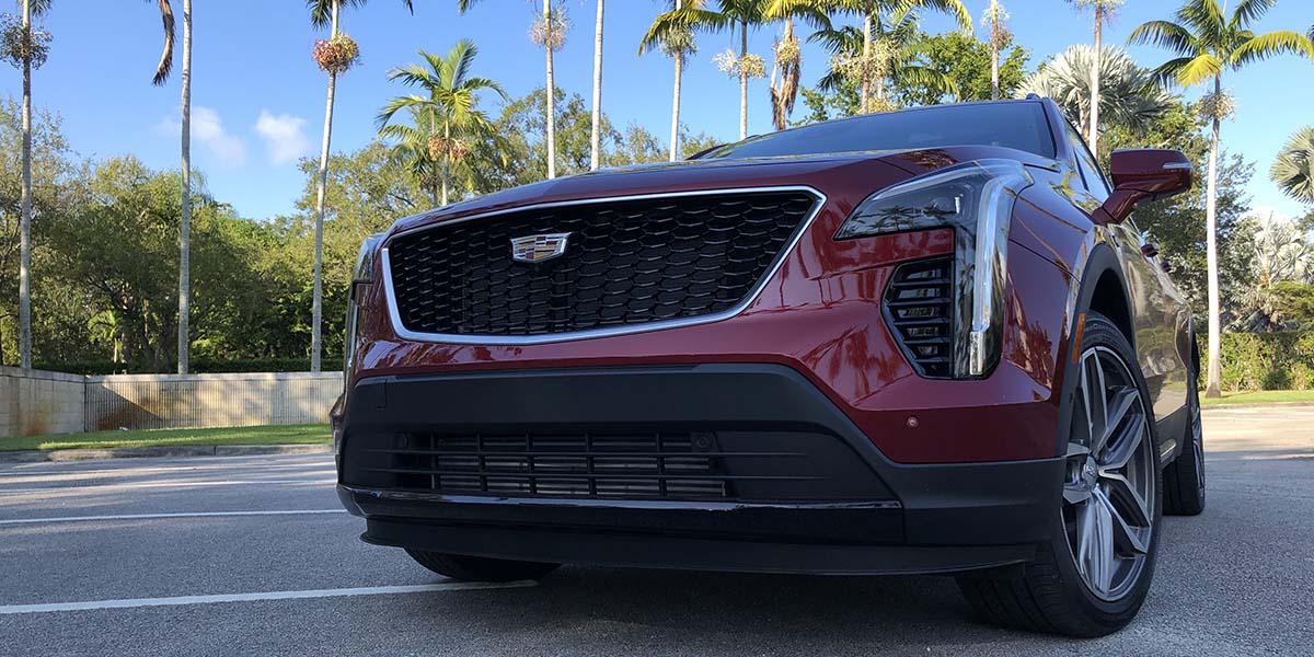 Test Drive Cadillac XT4 AWD Sport 2019