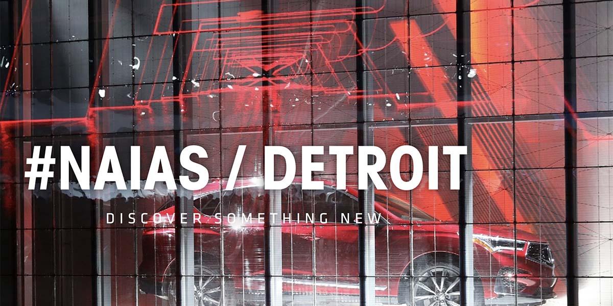 Auto Show Detroit 2019