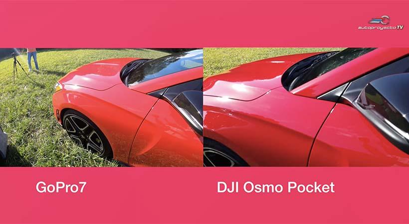 GoPro7 vs DJI Osmo Pocket