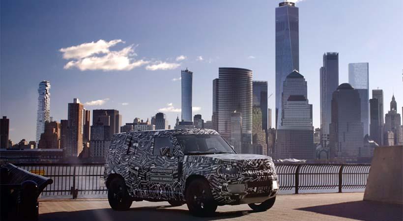 Land Rover Defender 2020, el regreso de una leyenda
