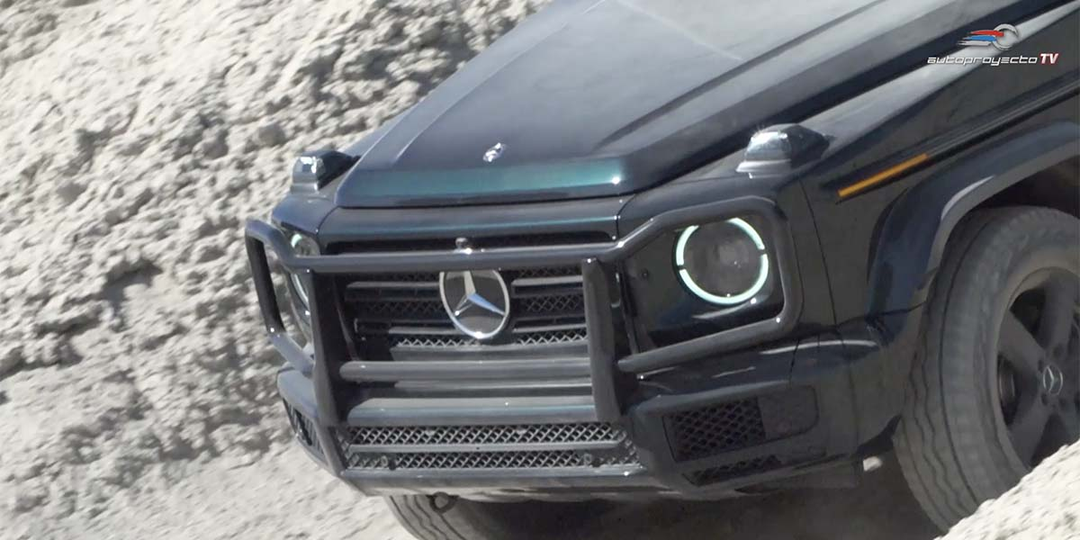 Video Test Drive Mercedes-Benz G Class 2019