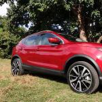 Test Drive Nissan Rogue Sport 2019
