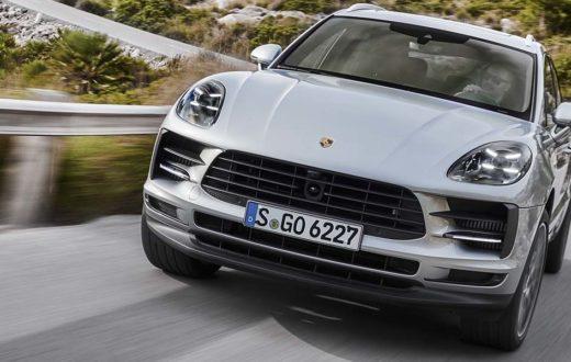 Porsche Macan S 2019, más potencia y tecnología