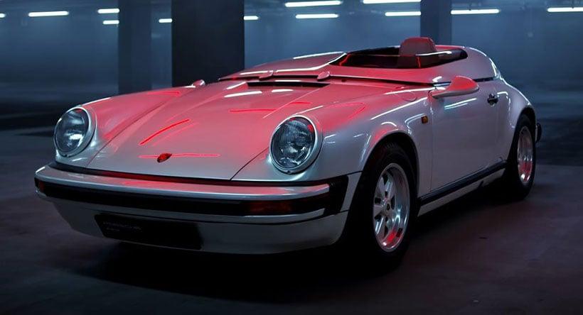 Porsche Cayenne Cabrio y otros prototipos Porsche que no conocías