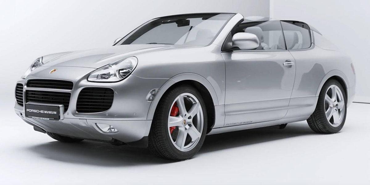 prototipos Porsche