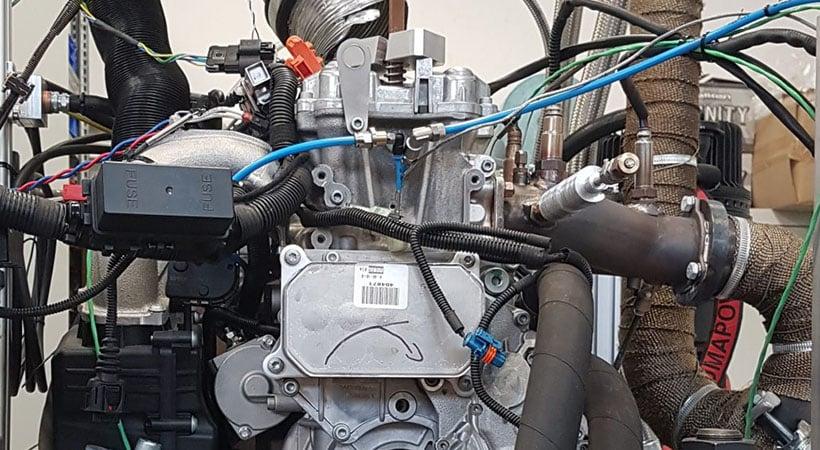 Startup alemana quiere salvar el motor de combustión interna