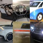 Top 10 Concept Cars Auto Show Los Angeles 2018