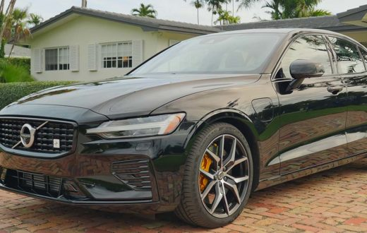 Test Drive Volvo S60 2019