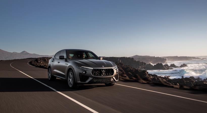 Maserati Levante Vulcano,