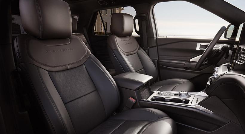 Debut Ford Explorer 2020