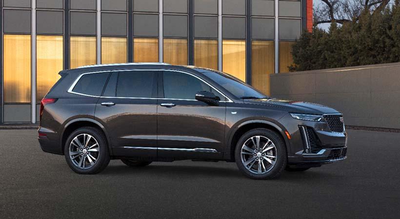 Debut Cadillac XT6 2020