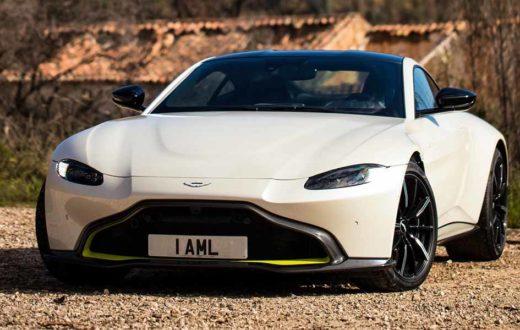 Video, Aston Martin Vantage 2019, desempeño deportivo sin igual