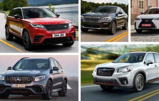 Top 5 mejores SUV 2018 por Autoproyecto