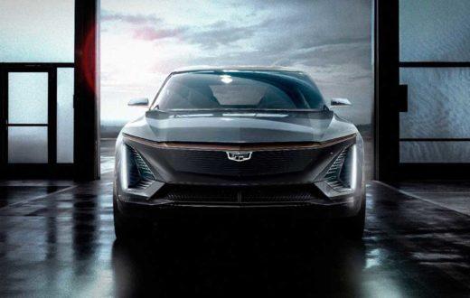 Cadillac presenta su primer auto eléctrico