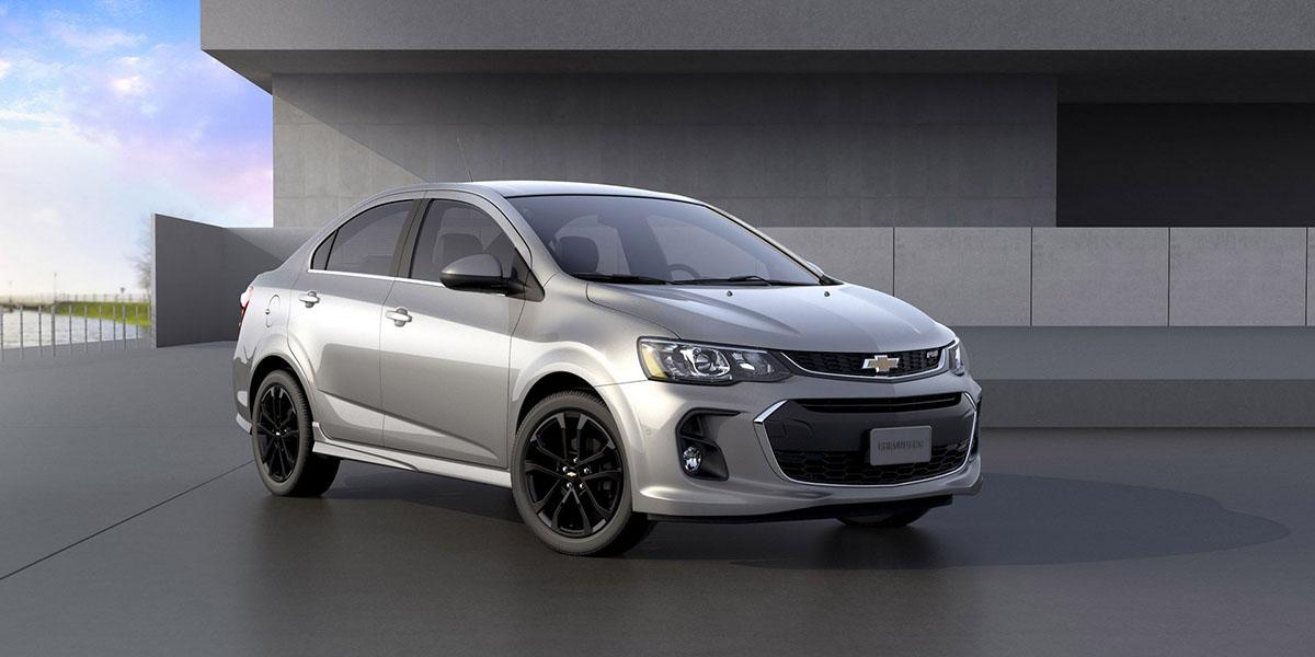 Chevrolet Sonic seguirá vendiéndose en Estados Unidos