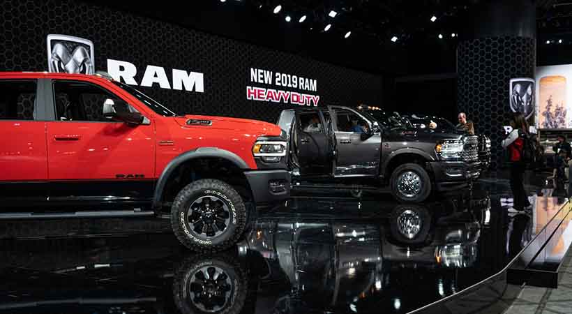 Video, Mopar en el Auto Show de Detroit 2019