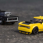 Dodge Challenger y Charger R / T Lego Speed Champions, diversión en grande