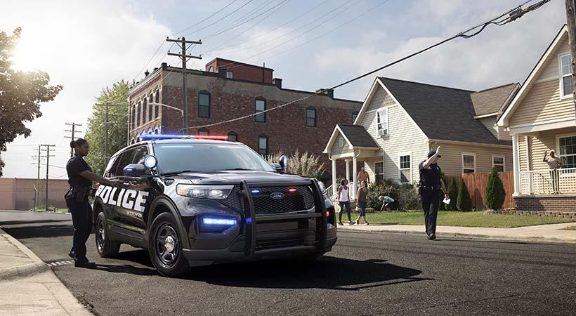 Ford Police Interceptor Utility 2020
