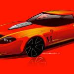 Homenaje al Ferrari Breadvan