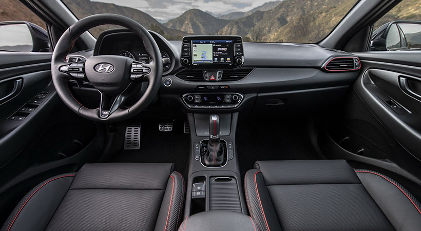 Hyundai Elantra GT N Line, el i30N estadounidense debuta en Detroit