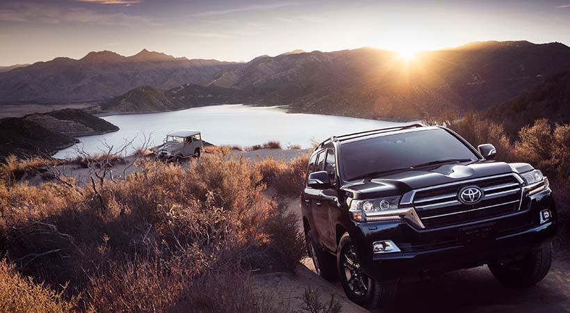 Toyota Land Cruise 2020 Heritage Edition