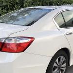Lavado y encerado del auto sin agua