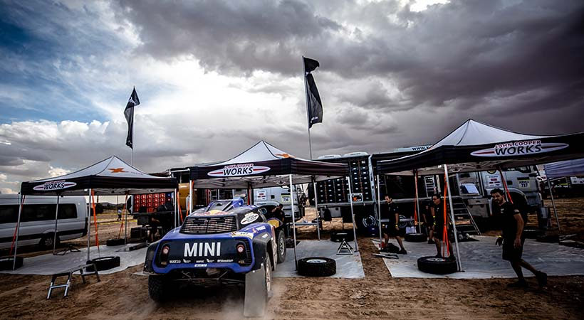 MINI John Cooper Works Buggy 2019