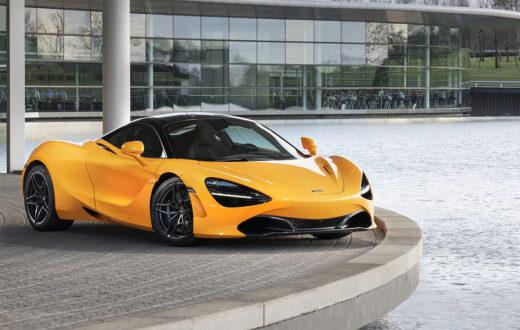 McLaren 720S Spa 68, solo 3 ejemplares para todo el mundo