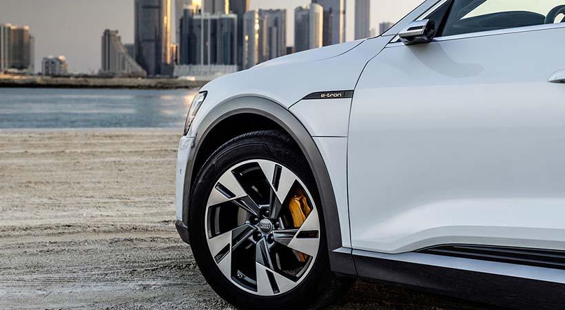 ¿Neumáticos especiales para un auto eléctrico? Respuesta corta: ¡Sí!