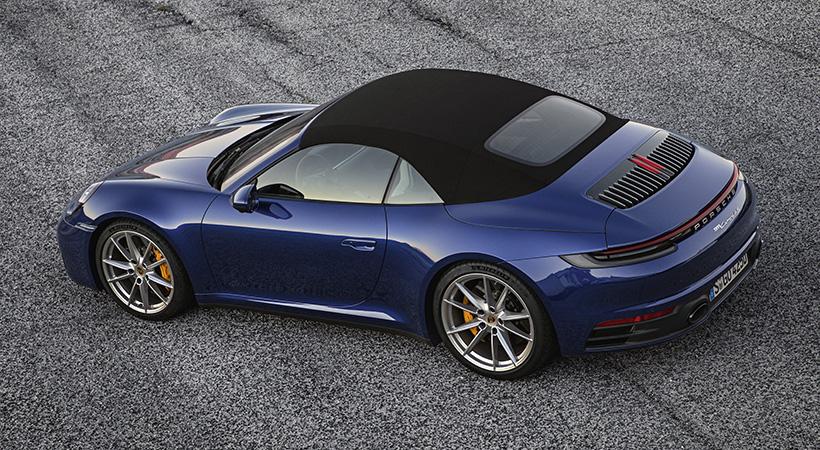 Porsche 911 Carbriolet 2020