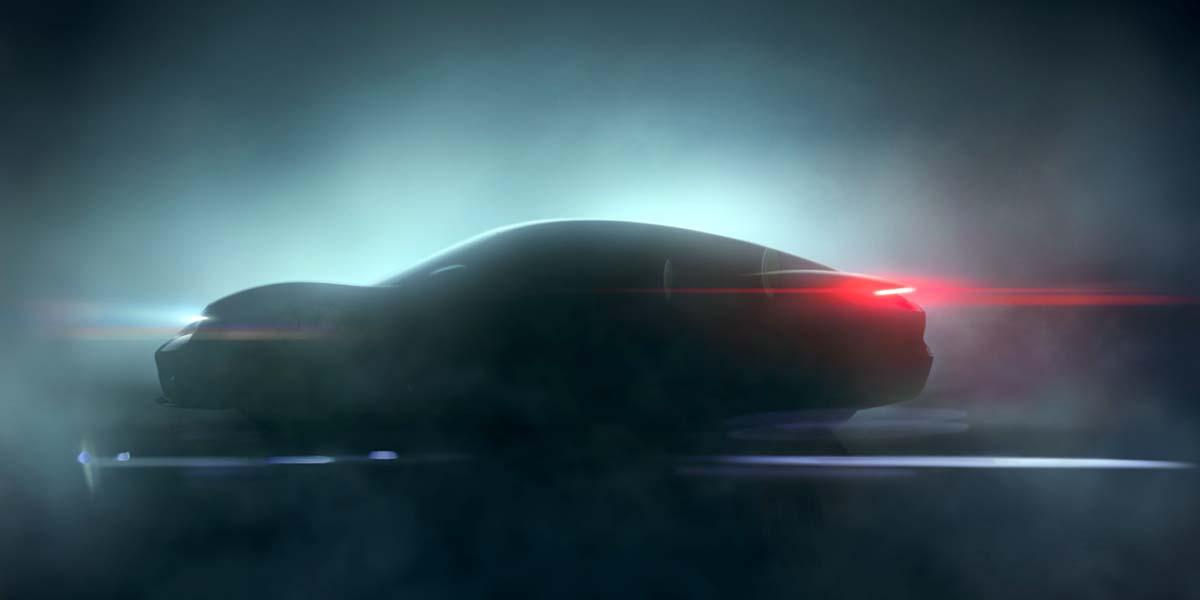 Red de recarga nacional Porsche Taycan