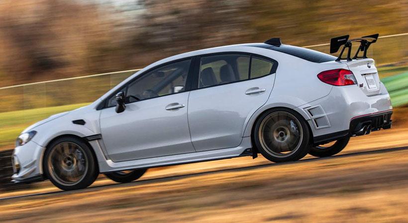 Subaru STI S209, el deportivo por fin es presentado en Detroit
