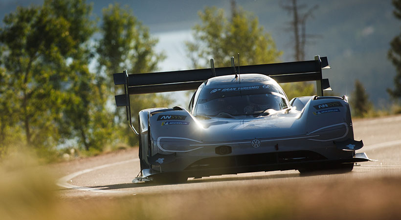Volkswagen va por récord eléctrico en el Nürburgring-Nordschleife