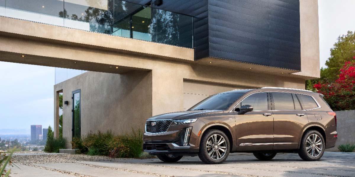 Debut Cadillac XT6 2020 en el Auto Show Detroit
