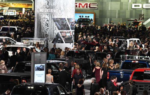 Auto Show Detroit en junio 2020