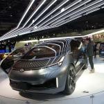 Auto Show Detroit 2019 con autos China y de la India