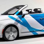 Fiat 500E Harman International Concept