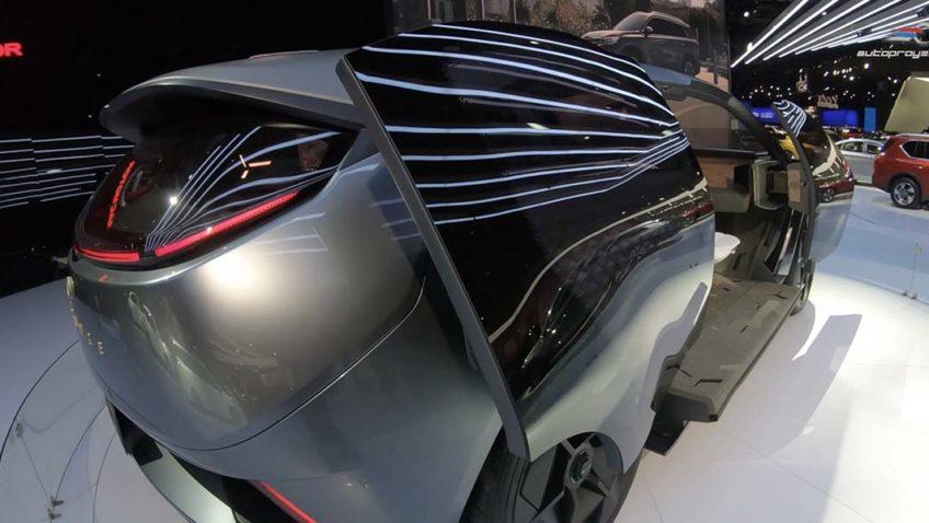 GAC Motor de China en el Auto Show Detroit 2019
